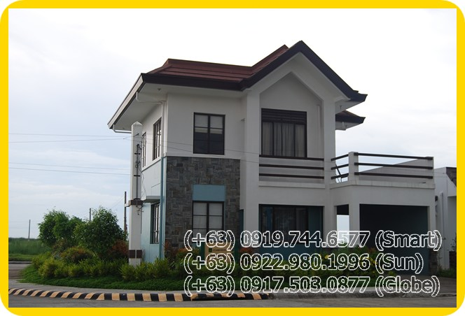 Filinvest model houses philippines