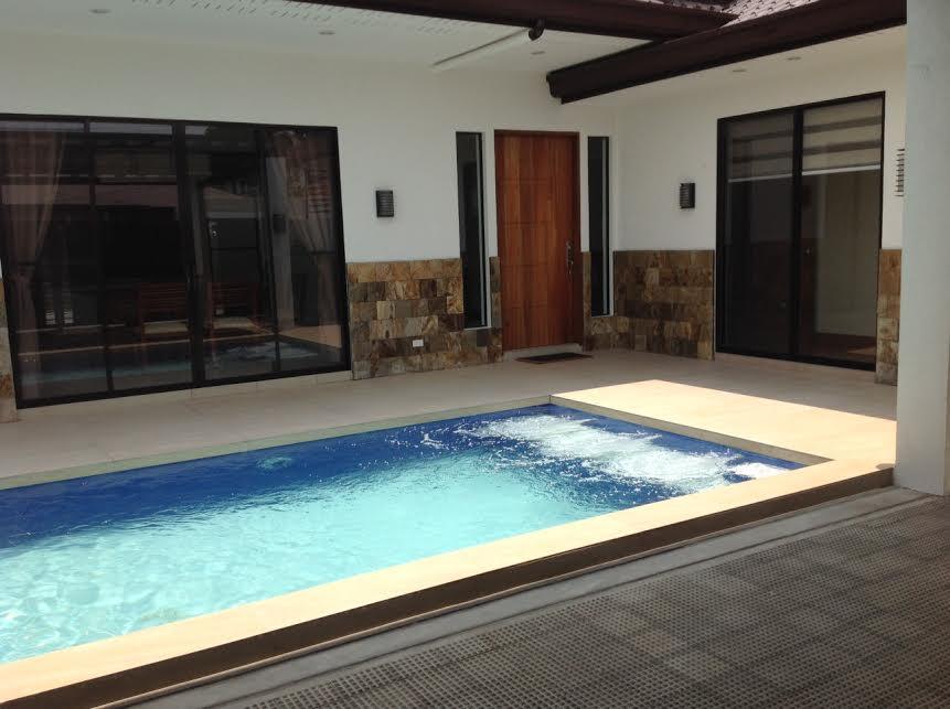 House And Lot For Sale With Swimming Pool At Angeles City Mga Pangarap Na Bahay