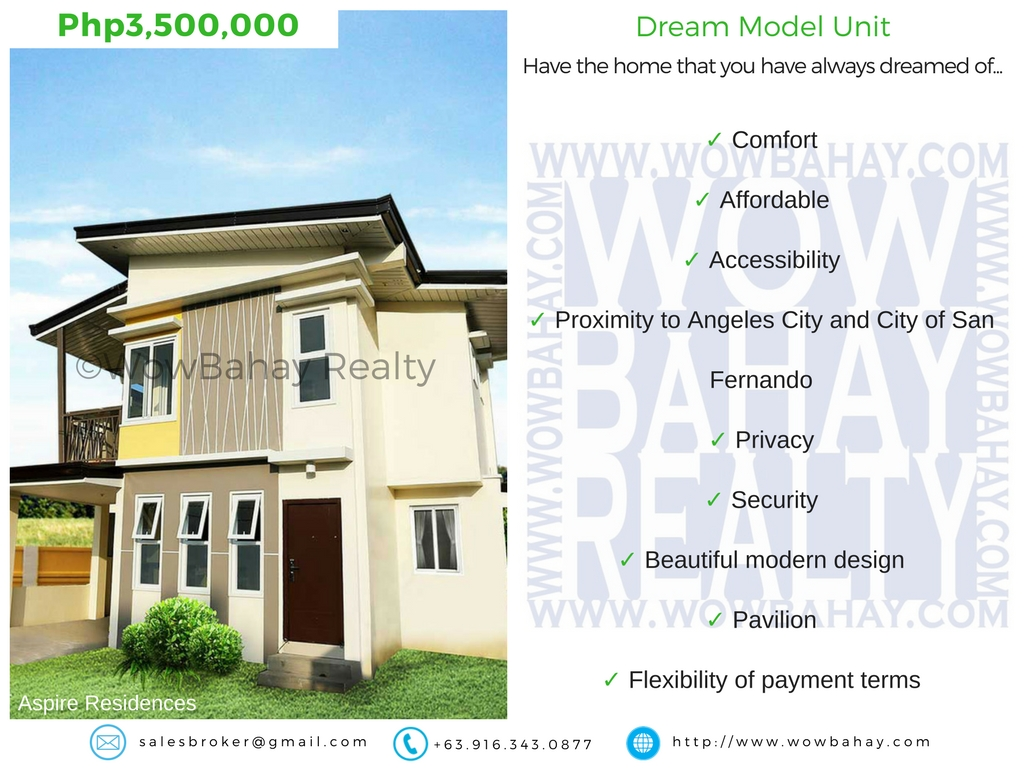 001_Aspire Residences - Dream